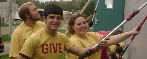Gannon Gives Back: Nearly 80,000 Hours