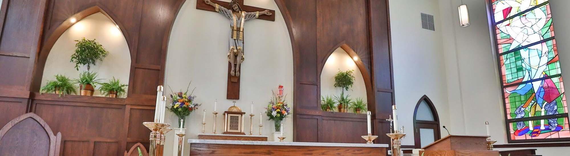 Mary, Seat of Wisdom Chapel