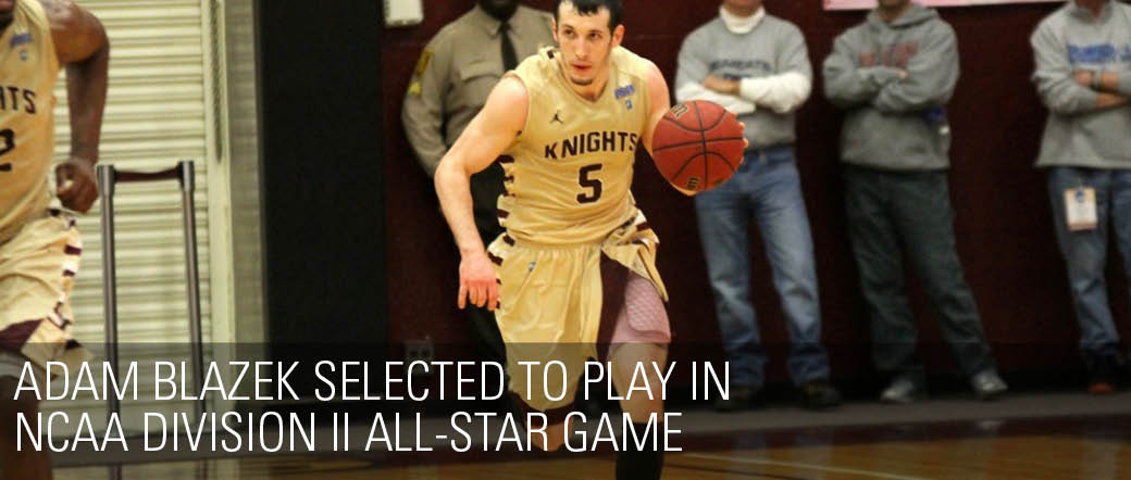 Blazek Selected for All Star Game