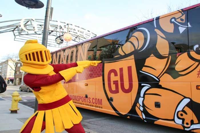 Gannon Bus