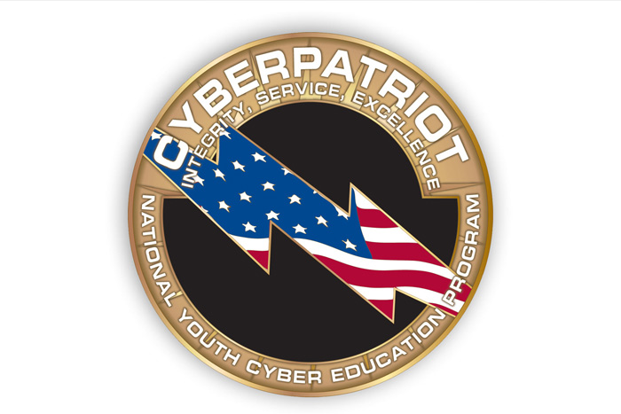Cyber Patriot Badge