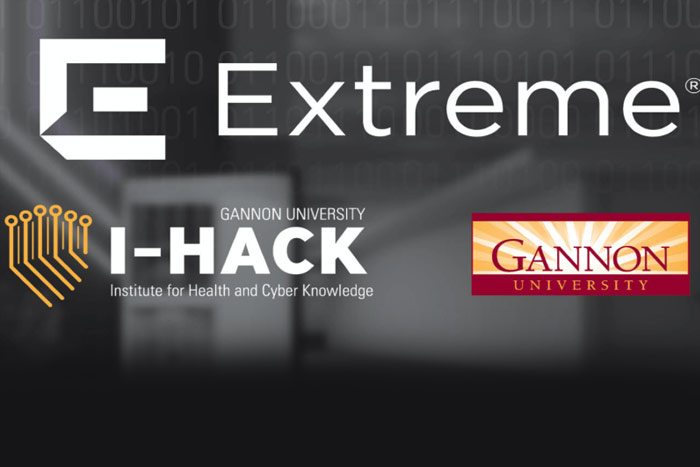 Gannon announces partnership in I-HACK development