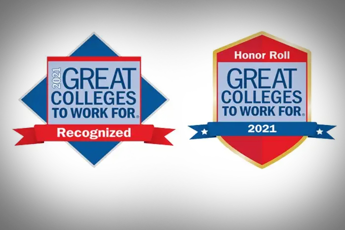 """Gannon University Makes """"Honor Roll"""" As a Great College to Work For"""