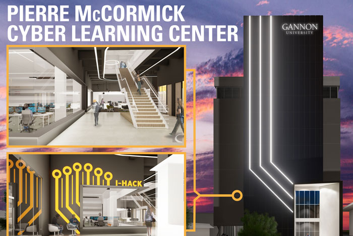 Pierre McCormick Cyber Learning Center