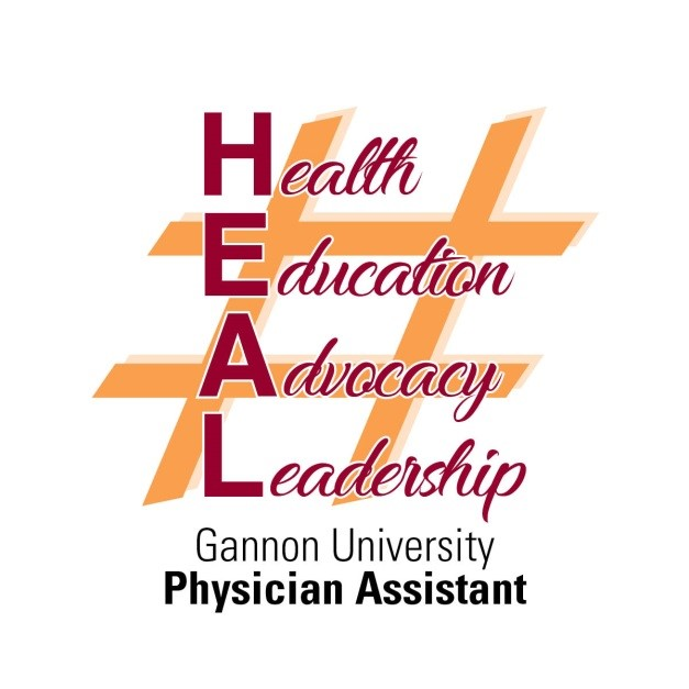 Health, Education, Advocacy and Leadership. Gannon University Physician Assistant