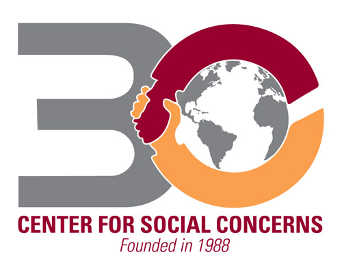 30 Center for Social Concerns Founded in 1988