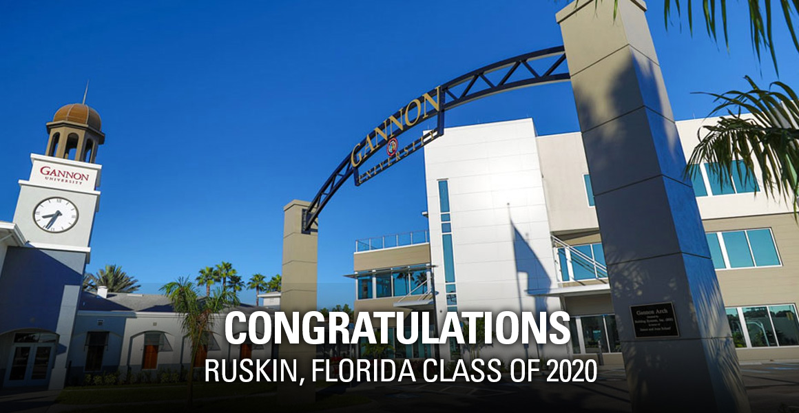 Congratulations Ruskin, Florida Class of 2020