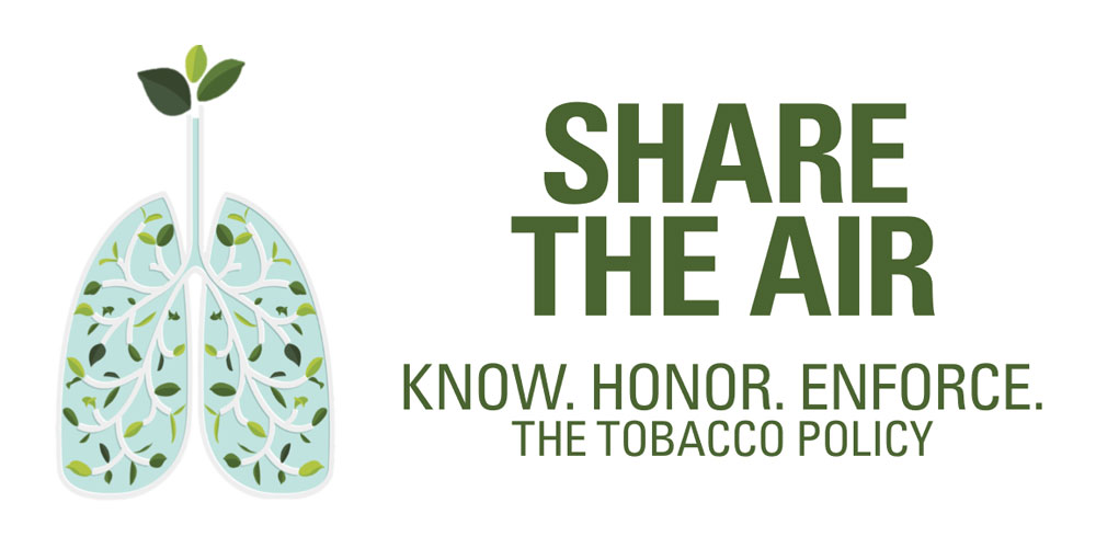 Share the Air: Know, Honor and Enforce the Policy