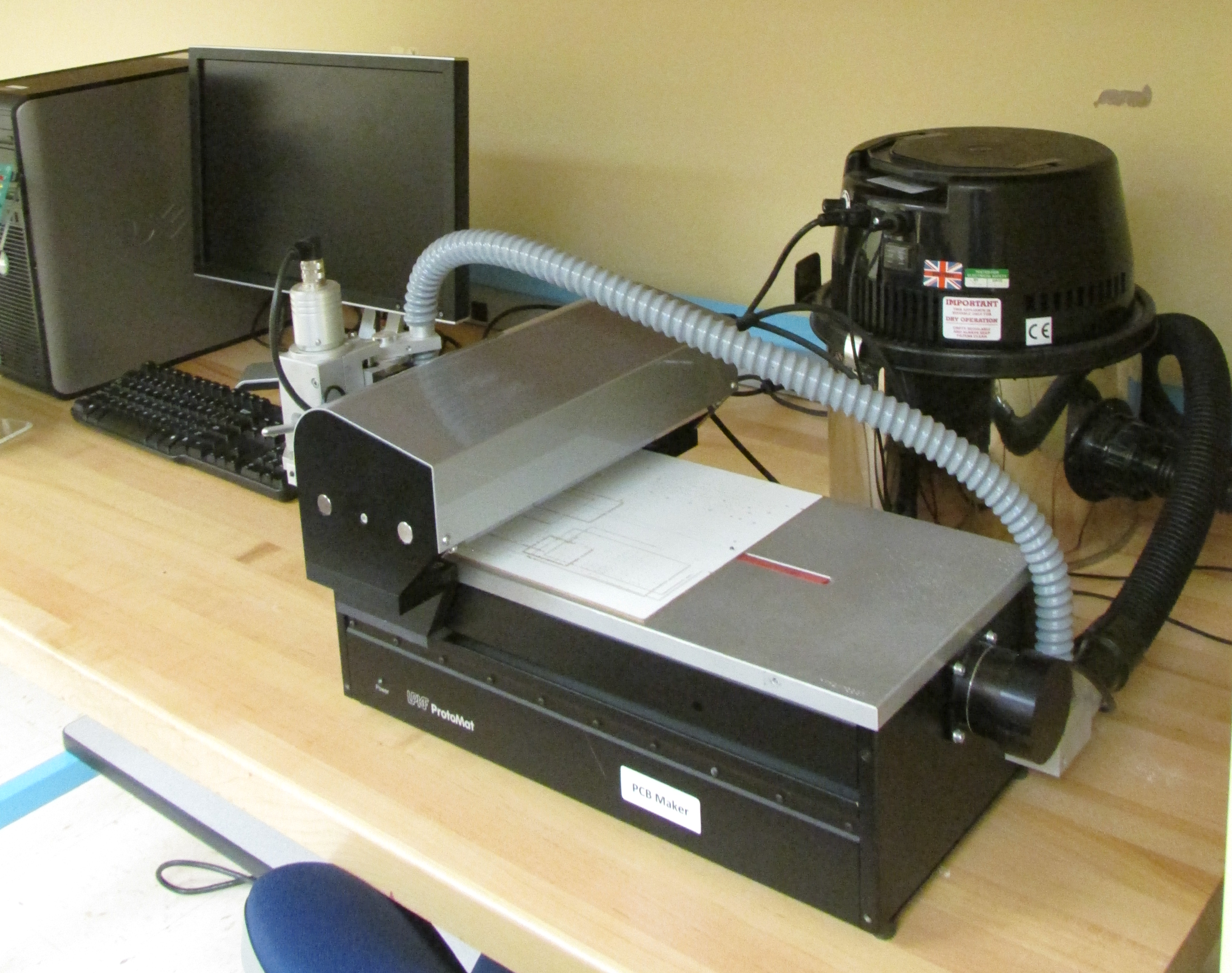 ECE Systems Integration Laboratory Z344-4