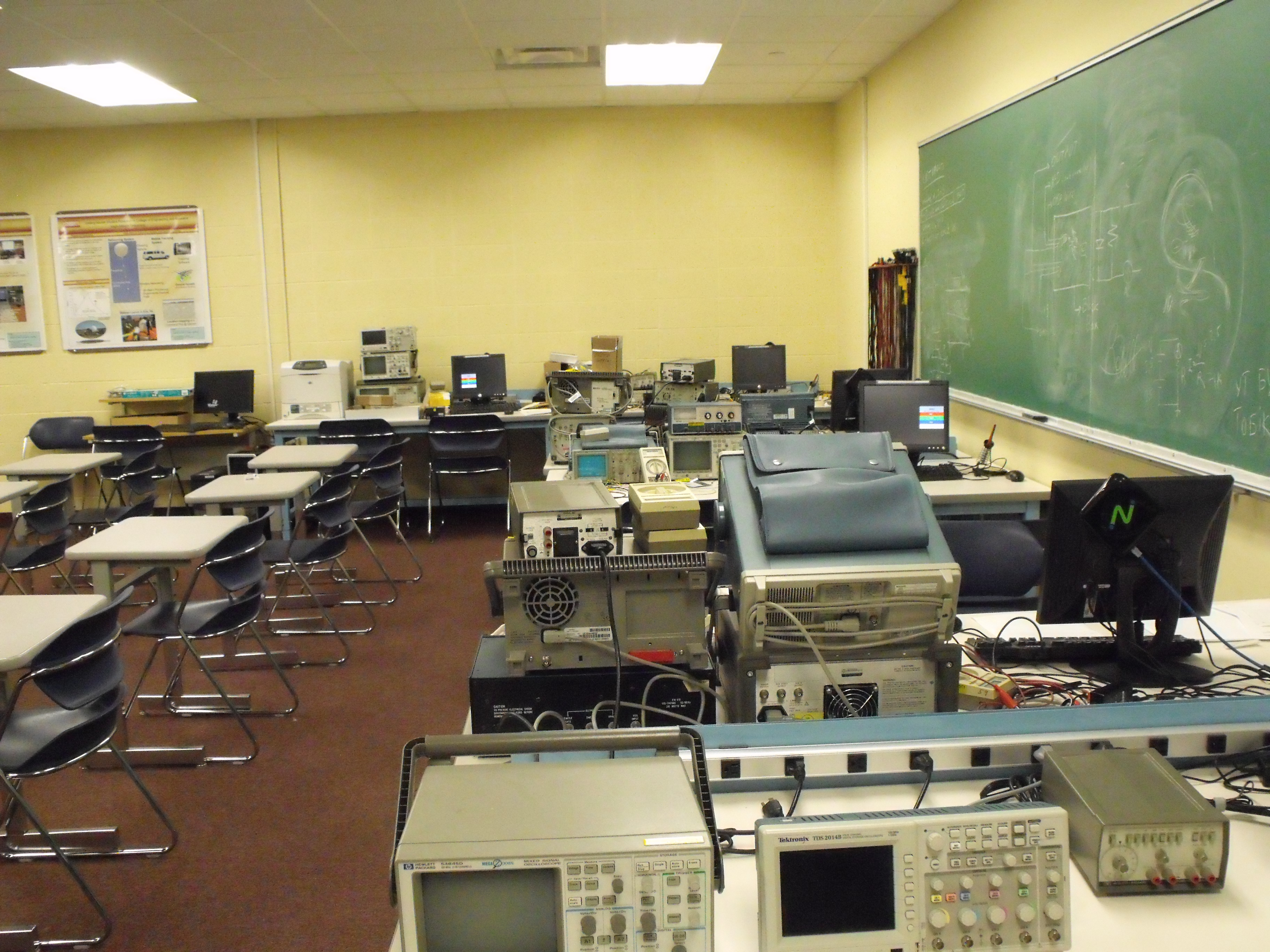 ECE Communications Laboratory - 1