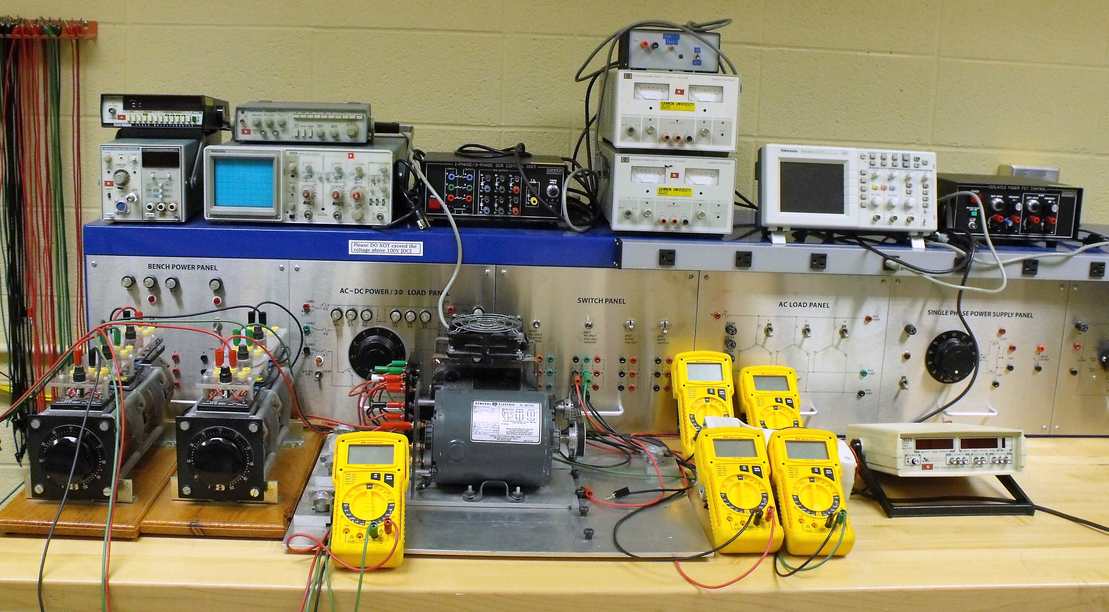 ECE Electric Drives Laboratory - 5