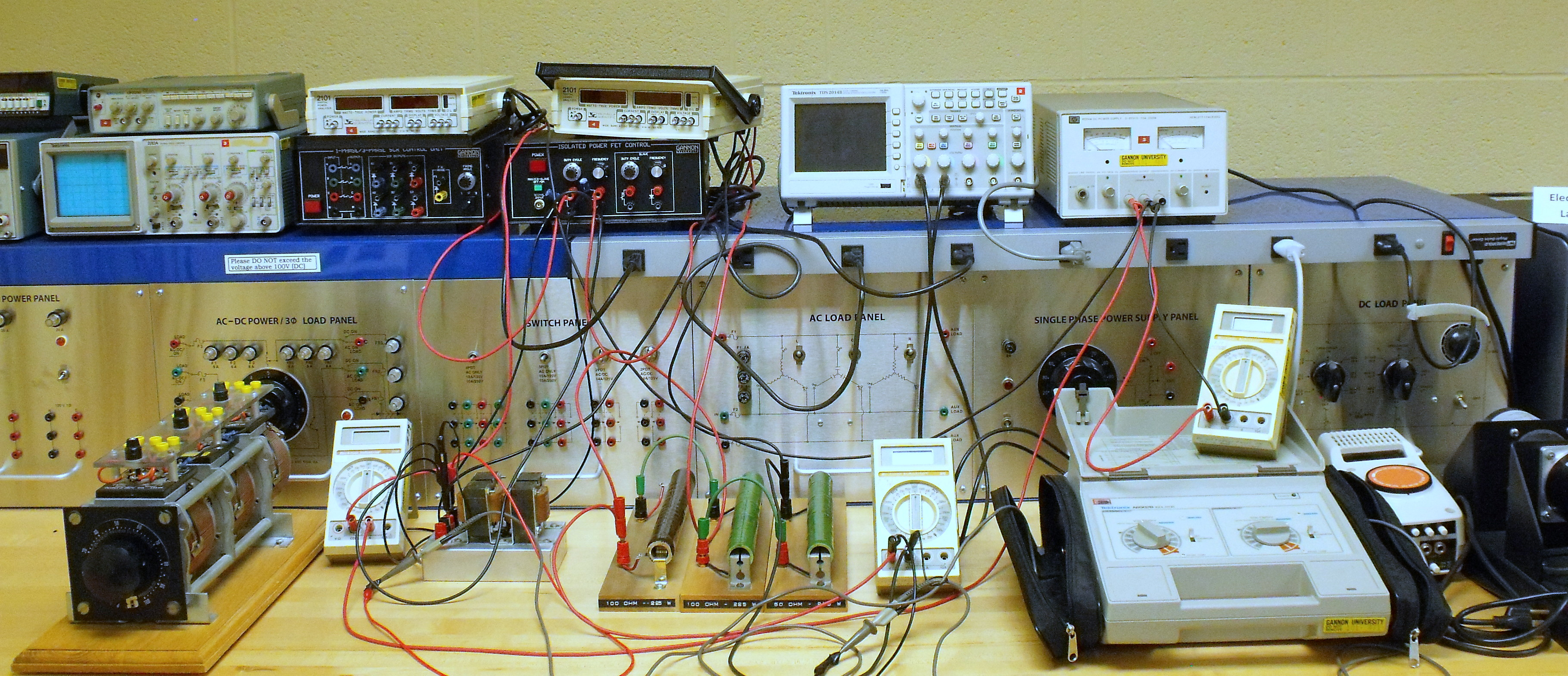 ECE Electric Drives Laboratory - 6