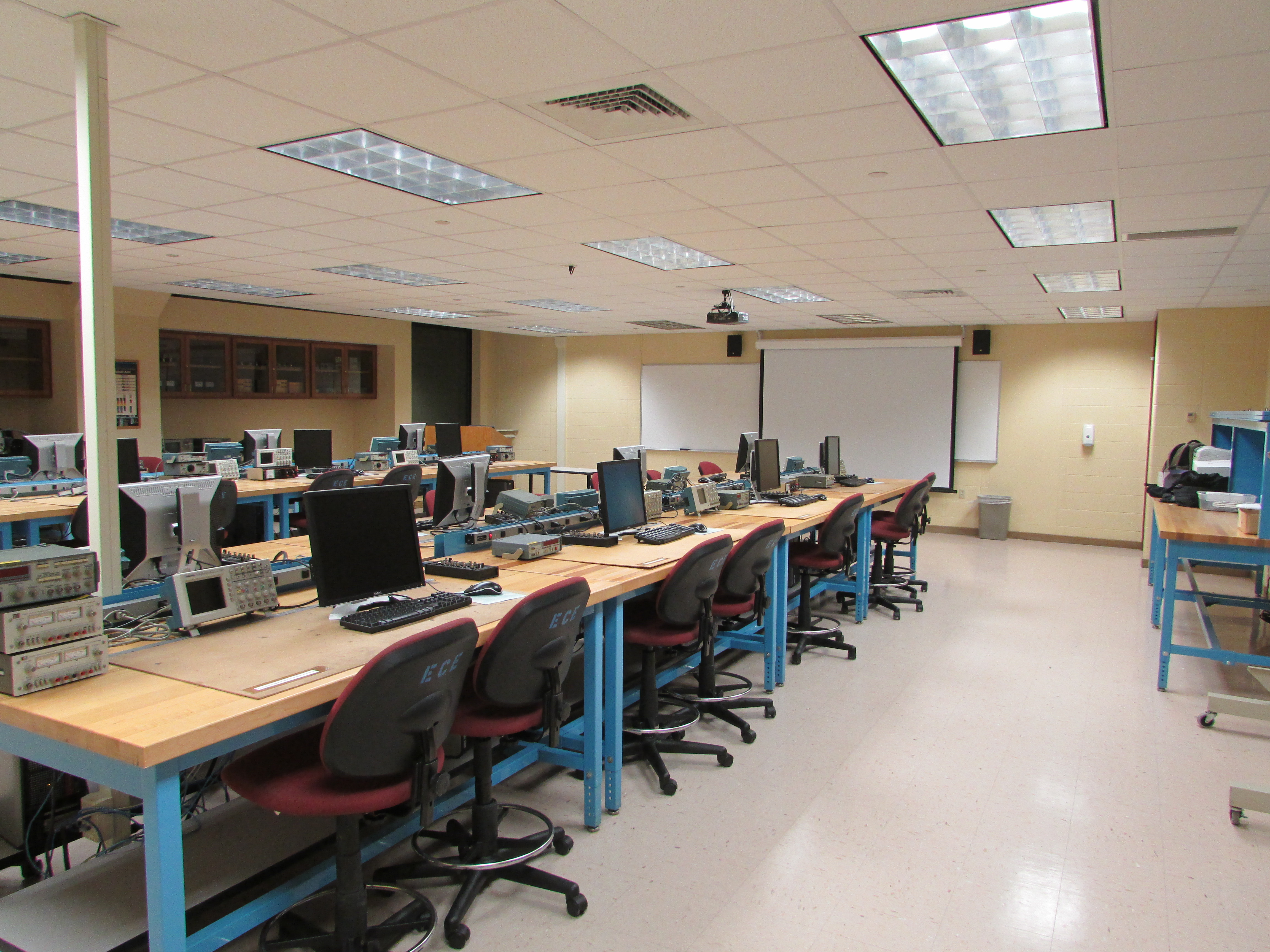 ECE Systems Integration Laboratory Z344-2