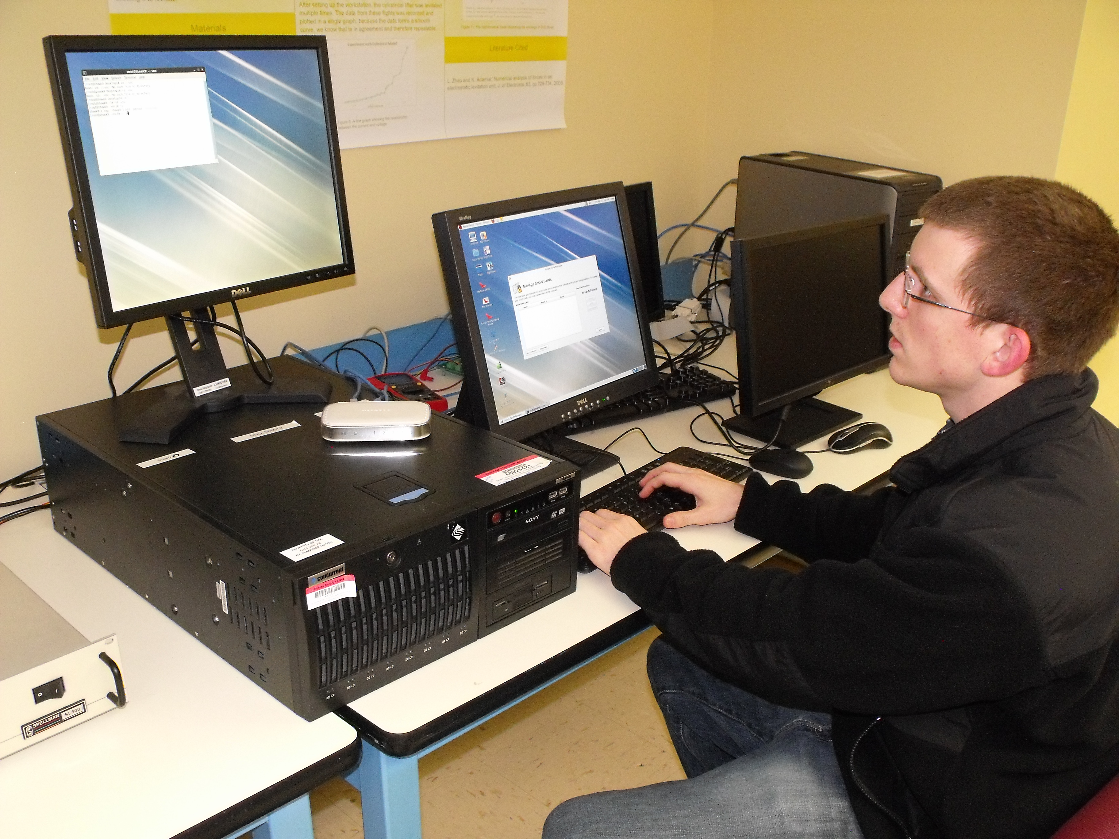 Gannon University   Embedded Systems Lab Z346