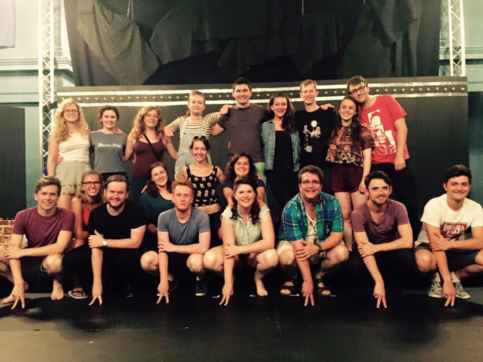 CAST 2015 Taming of the Shrew