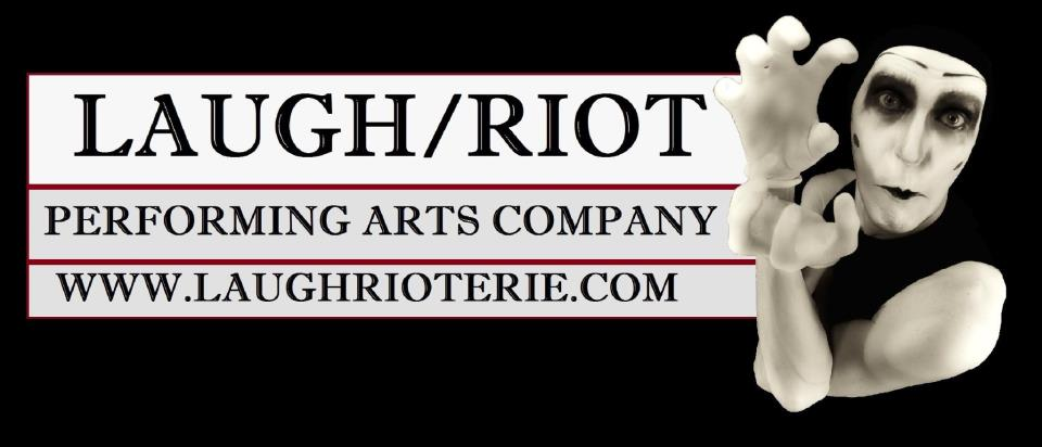 Laugh Riot Logo