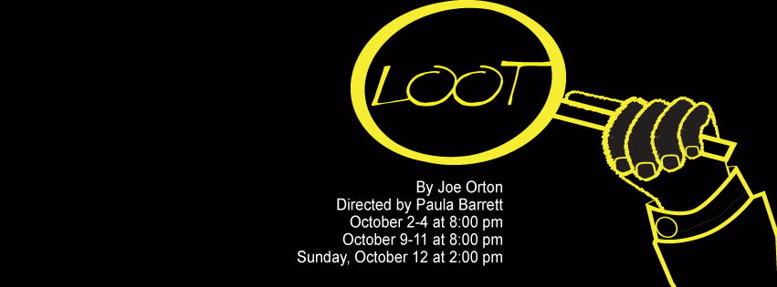 Loot cover photo designed by MC Gensheimer