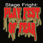 15 Stage Fright Play Fest logo